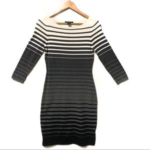 Ralph Lauren Long sleeve Stripe Dress